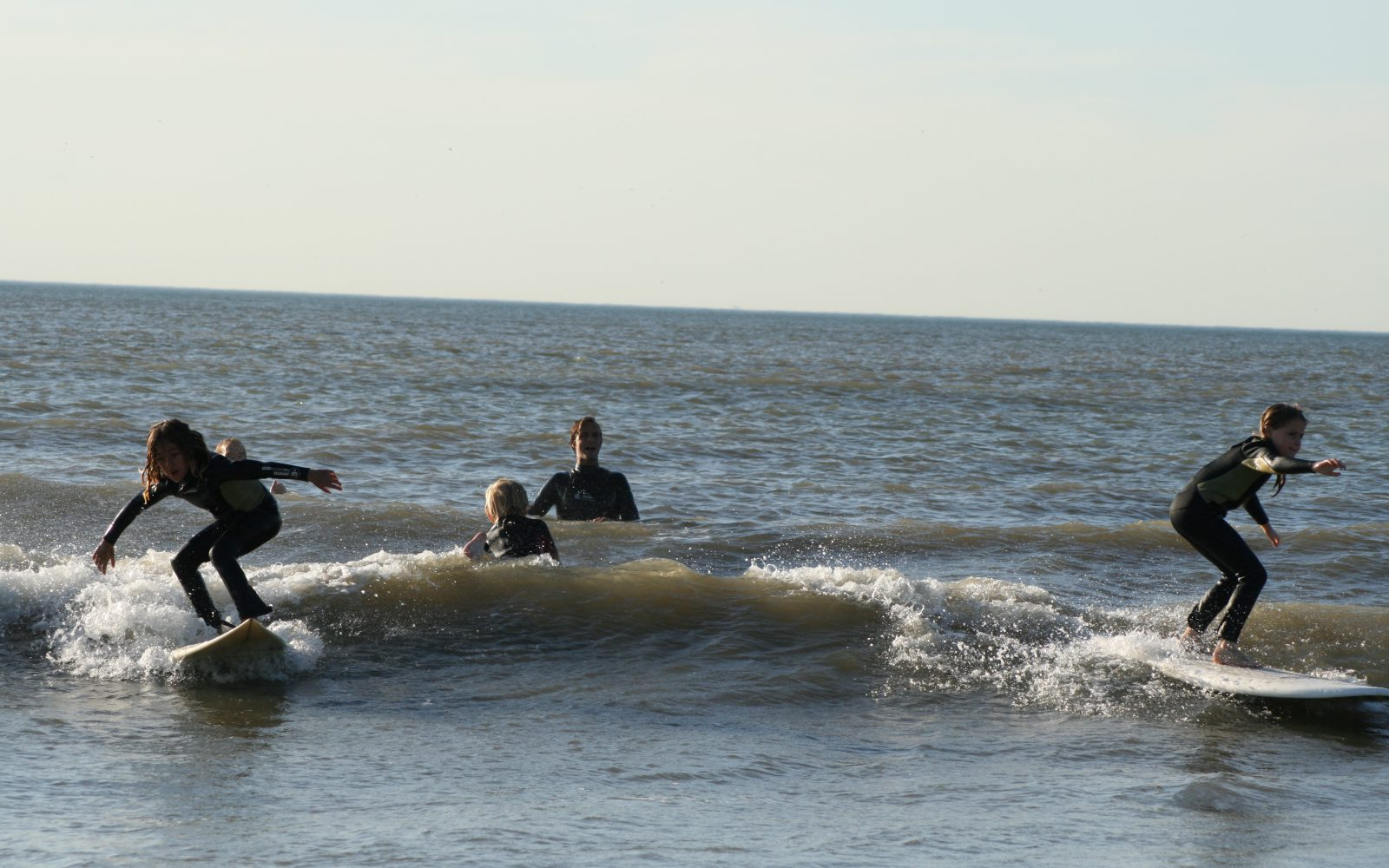 Surflessen op Scheveningen