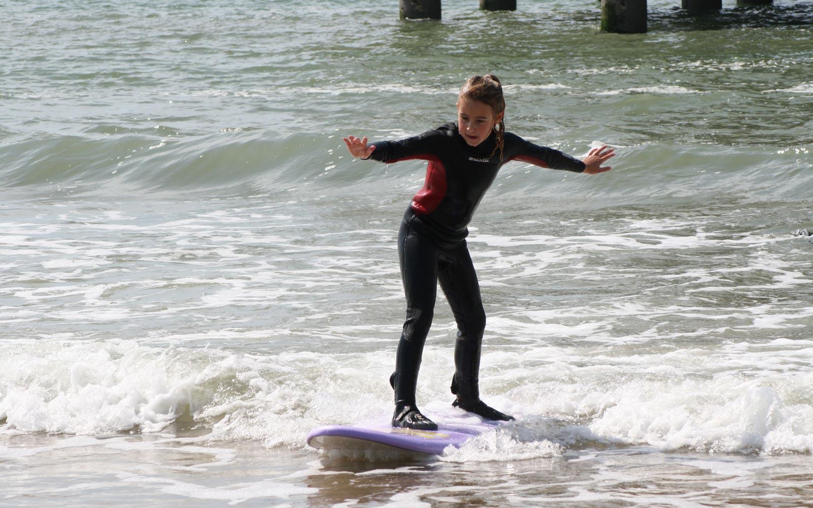 Surfles Scheveningen en Den Haag